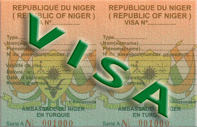 Visa d'Entrée au Niger