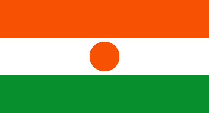 drapeau-Niger